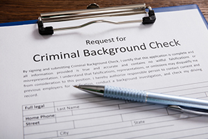 Expungement Record